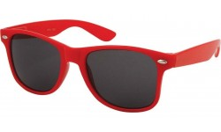 WAYFARER All Red Spring Hinges WF01-red