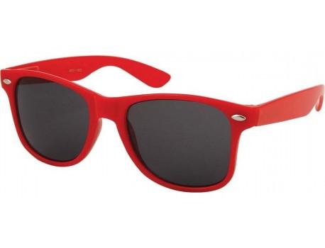 WAYFARER All Red Spring Hinges WF01-red