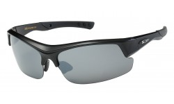 X-Loop Semi Rimless Sunglasses x3004