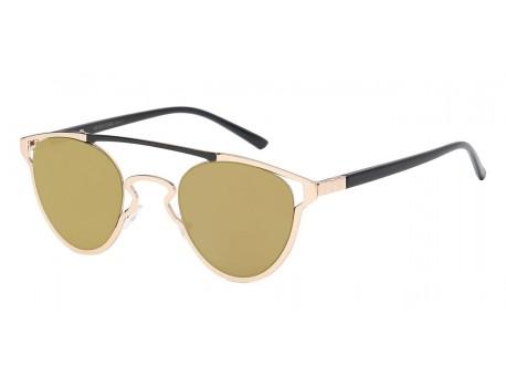 EyeDentification Fashion Metal Sunglasses 13068
