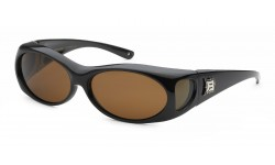 Barricade Cover Over Polarized Sunglasses 604