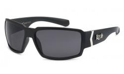 Locs Matte Black Sunglasses loc91084-mb