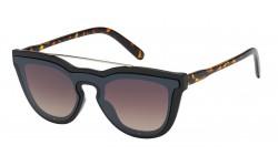 Giselle Keyhole Fashion Sunglasses 22172
