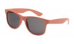 Retro Rewind Peach Unisex Sunglasses WF01