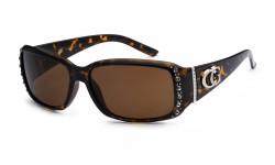 CG Rhinestones Women's Sunglasses 1808