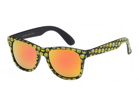 Junior Retro Rewind Cute and Fun Emoji Sunglasses WF01