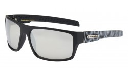 Biohazard Chic Pinstripe Sunglasses 66244