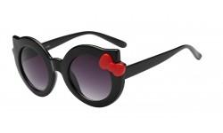 Wayfarer Kitty Bow Sunglasses kt04-grd