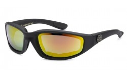 Choppers Color Mirror Foam Sunglasses cp924-rv