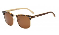 Superior Polarized Bamboo Frame pz-89002