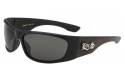 Locs Wood Muscular Sunglasses 91139-wood