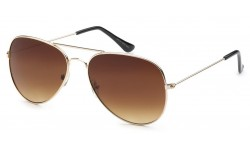 Air Force Aviator Sunglasses w/Gradient Len 101-grd