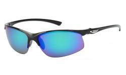 Xloop Sports Semi Rimless Sunglasses x3621