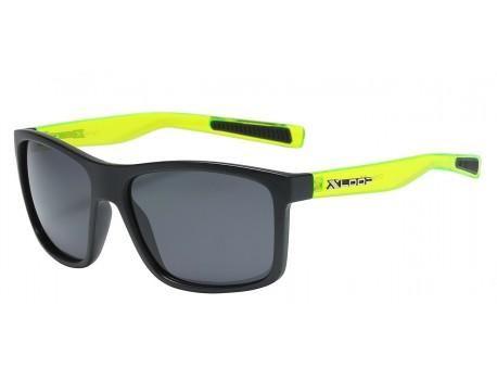 Polarized Xloop Two Tone Sunglasses pz-x2605