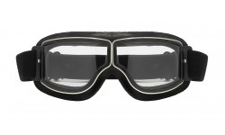 Clear Padded Motorcyle Goggles cp933-clr