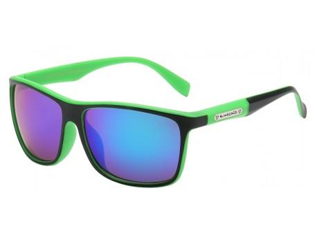 Biohazard Casual Fashion Sunglasses bz66263