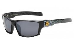 Biohazard Sports Wrap Sunglasses bz66260
