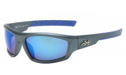 Xloop Square Athletic Wrap Shades x2610