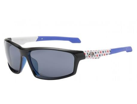 Xloop Stars Printed Temple Sunglasses x2628