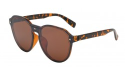 Giselle Round Polymer Sunglasses gsl22335