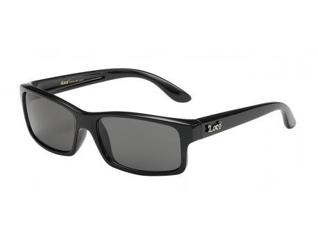 Locs Street Style Black Wrap Shades loc91134-bk