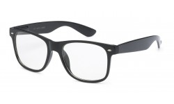 Kids Clear Lens Glasses kg-wf01-nerd