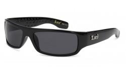 Locs Sunglasses Matte Black loc9003-mb