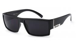 Locs Matte Black Sunglasses loc91026-mb