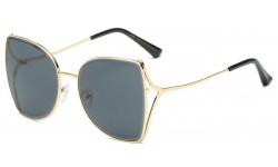Giselle Fashion Metallic Sunglasses gsl28198