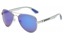 XLoop Metal Aviator Sunglasses xl1461