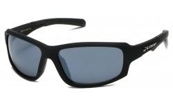 Xloop Polymer Wrap Frame Sunglasses x2636