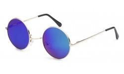 Lennon Round Sunglasses eyed12008