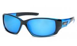 Arctic Blue Square Wrap Sunglasses ab-54