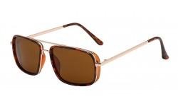Classic Square Frame Sunglasses 713060