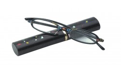 Hand Paint Reading Glasses R304HP+1.25
