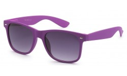 Wayfarer Kids Soft Touch Sunglasses KG-WF01-ST