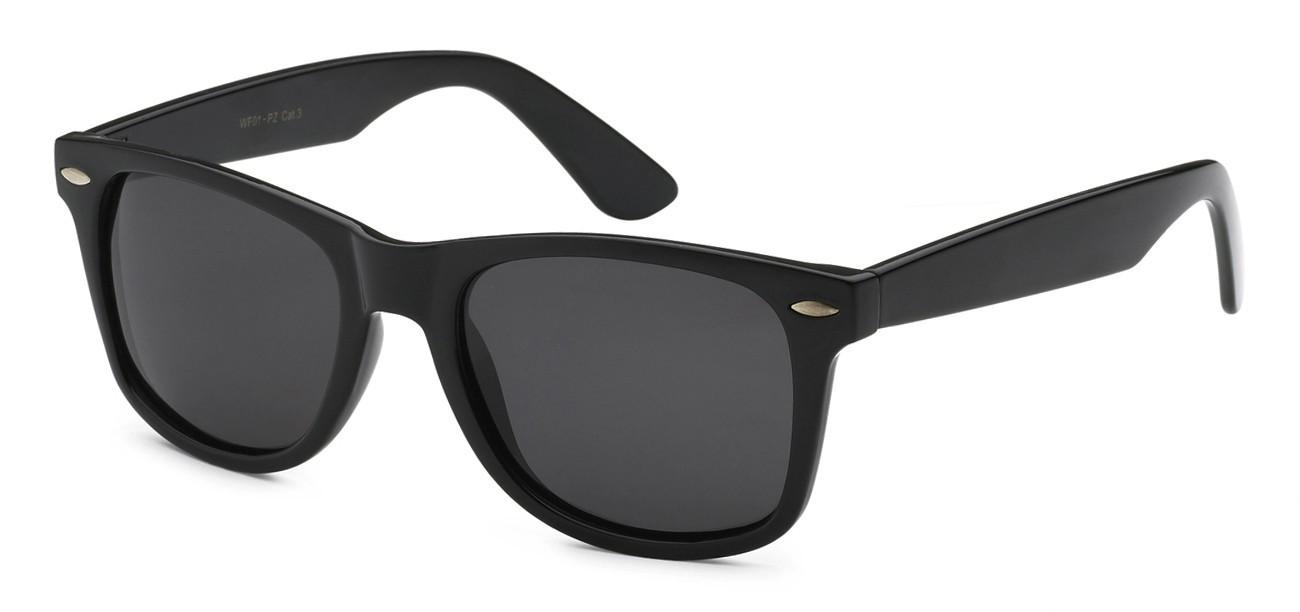 wholesale Sunglasses Canada Wayfarer All Black Sunglasses J1cTFKl3