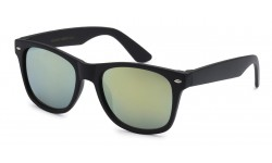 WAYFARERS KIDS Matte Black Color Mirror