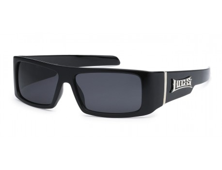 Juniors Locs Kg-Loc9058 Polish Black Kids Sunglasses