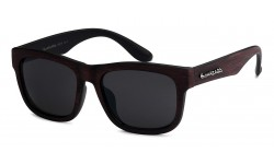 Biohazard Wood Retro Sunglasses bz66206