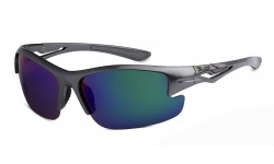 X-Loop Semi-Rimless Sport Sunglasses 8X2475