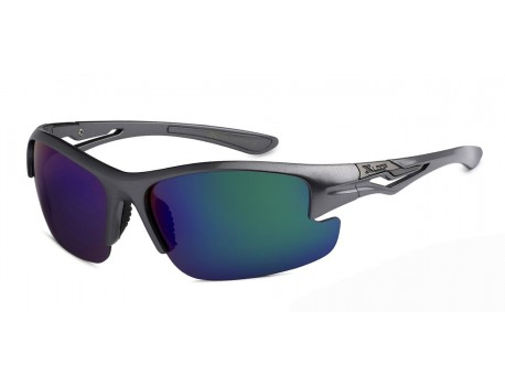 X-Loop Semi-Rimless Sport Sunglasses 2475
